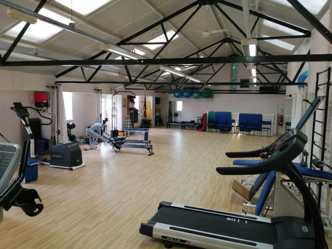 Bury Physio Gym Personal Training